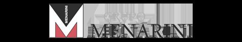 logo of an IMC International client- Menarini