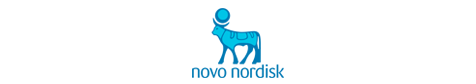 logo of an IMC International client -Novo Nordisk